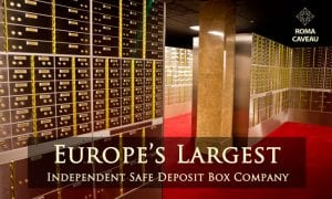 Safe Deposit Box Roma